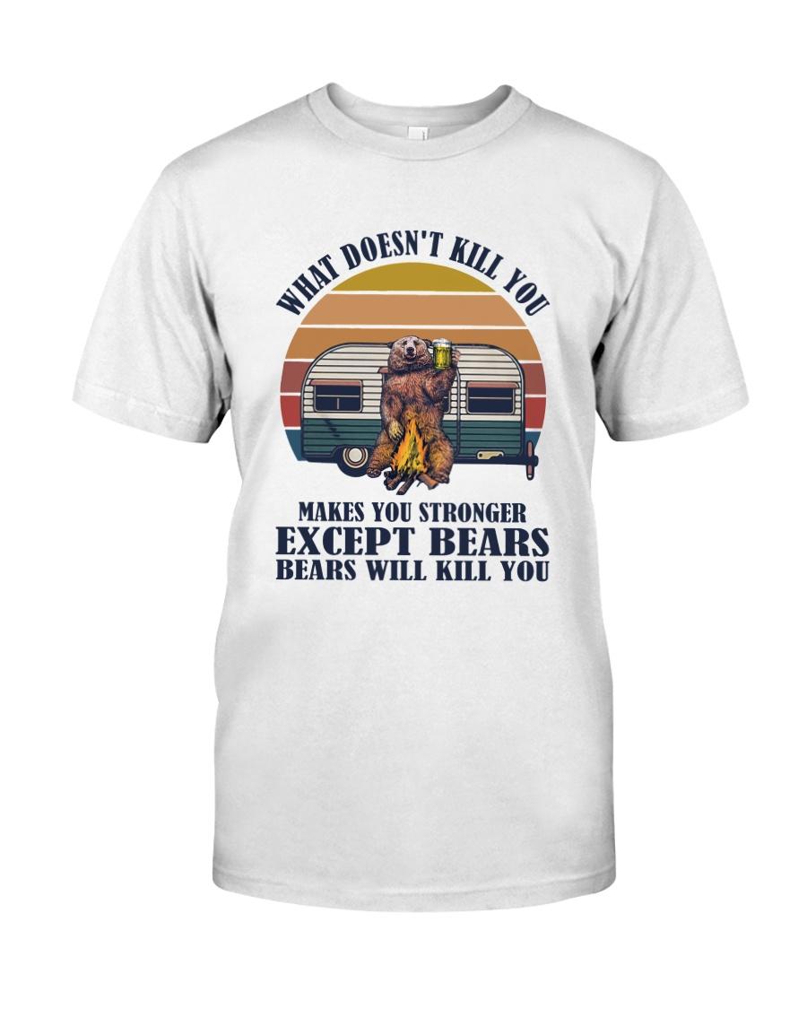 Make You Stronger Classic T-Shirt