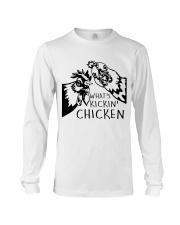 What's Kickin Chicken Long Sleeve Tee thumbnail