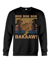 Bok Bok Bok Bakaaw Crewneck Sweatshirt thumbnail