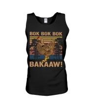 Bok Bok Bok Bakaaw Unisex Tank thumbnail