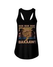 Bok Bok Bok Bakaaw Ladies Flowy Tank thumbnail