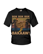 Bok Bok Bok Bakaaw Youth T-Shirt thumbnail