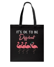 Its Ok To Be Different Tote Bag thumbnail
