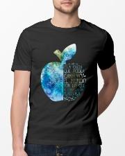 Teacher Classic T-Shirt lifestyle-mens-crewneck-front-13