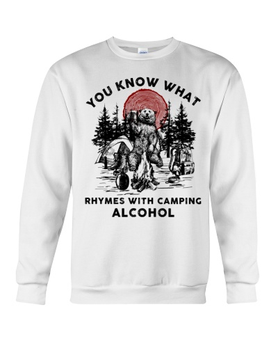 Rhymes With Camping Alcohol