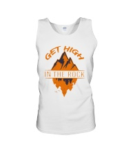 Get High In The Rock Unisex Tank thumbnail