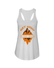 Get High In The Rock Ladies Flowy Tank thumbnail