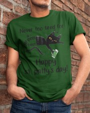 Happy St Patty's Day Classic T-Shirt apparel-classic-tshirt-lifestyle-26