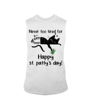 Happy St Patty's Day Sleeveless Tee tile