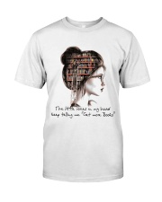 Get More Books Premium Fit Mens Tee thumbnail