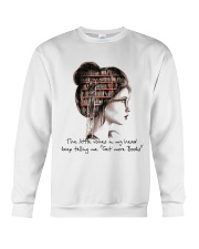 Get More Books Crewneck Sweatshirt thumbnail