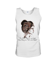 Get More Books Unisex Tank thumbnail