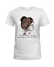 Get More Books Ladies T-Shirt thumbnail