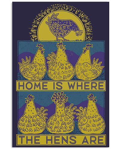 Home Is Where The Hens Are
