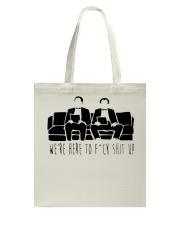 We Are Here Tote Bag thumbnail