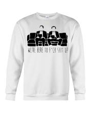 We Are Here Crewneck Sweatshirt thumbnail