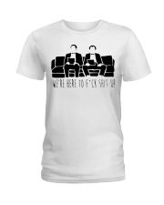We Are Here Ladies T-Shirt thumbnail