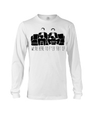 We Are Here Long Sleeve Tee thumbnail