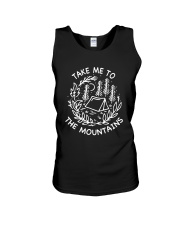 Take Me To The Mountains 4 Unisex Tank thumbnail