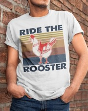 Ride The Rooster Classic T-Shirt apparel-classic-tshirt-lifestyle-26