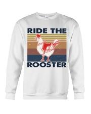 Ride The Rooster Crewneck Sweatshirt thumbnail