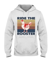 Ride The Rooster Hooded Sweatshirt thumbnail