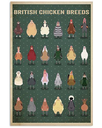 British Chicken Breeds