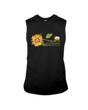 Freedom Is Just Another World 2 Sleeveless Tee thumbnail