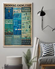 Swiming Knowledge 11x17 Poster lifestyle-poster-1