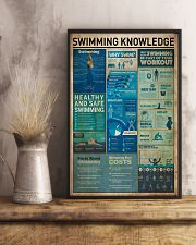 Swiming Knowledge 11x17 Poster lifestyle-poster-3
