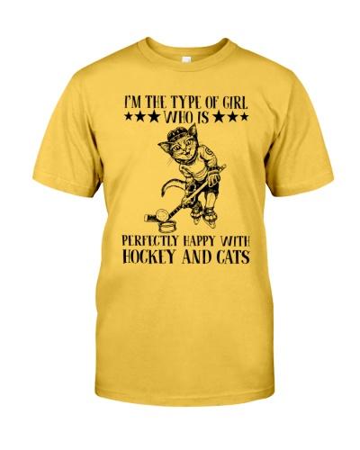 Hockey And Cats