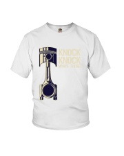 Knock Knock Who's There Youth T-Shirt thumbnail