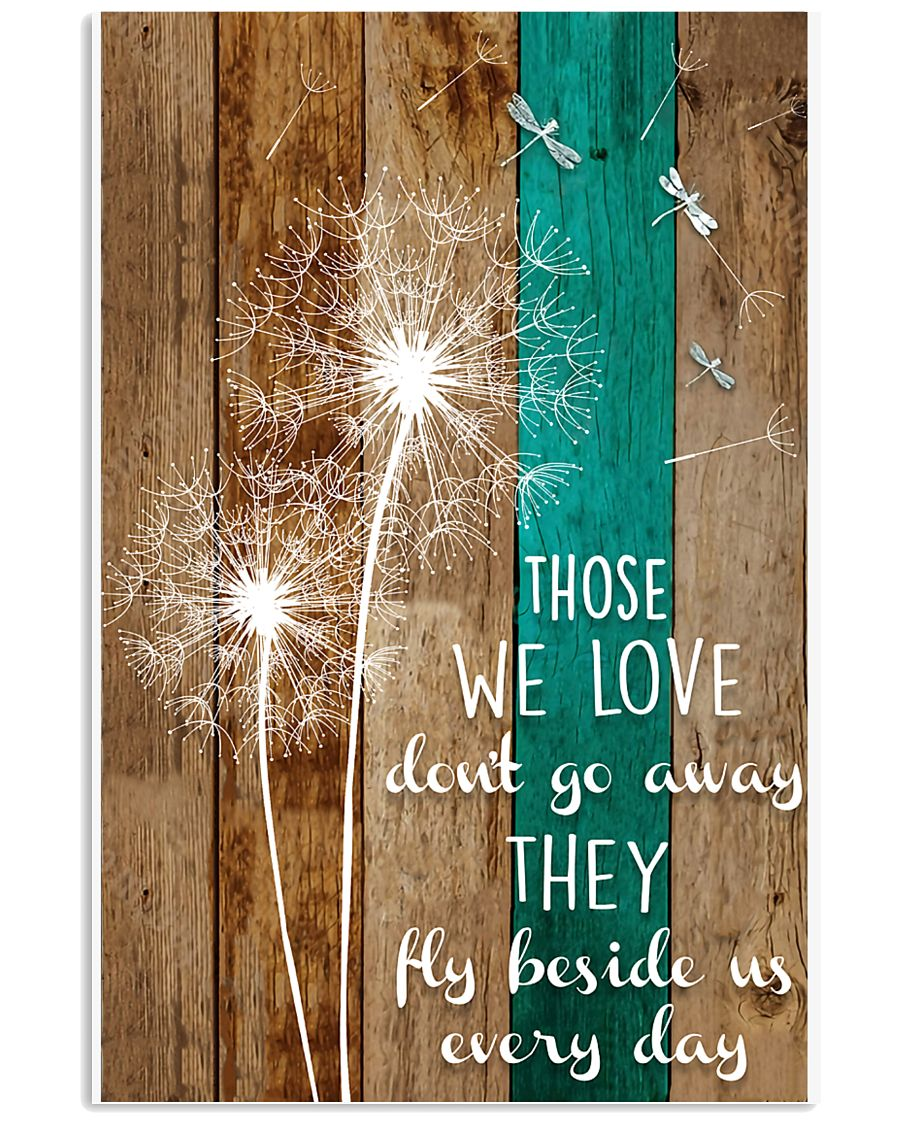 Those We Love 11x17 Poster