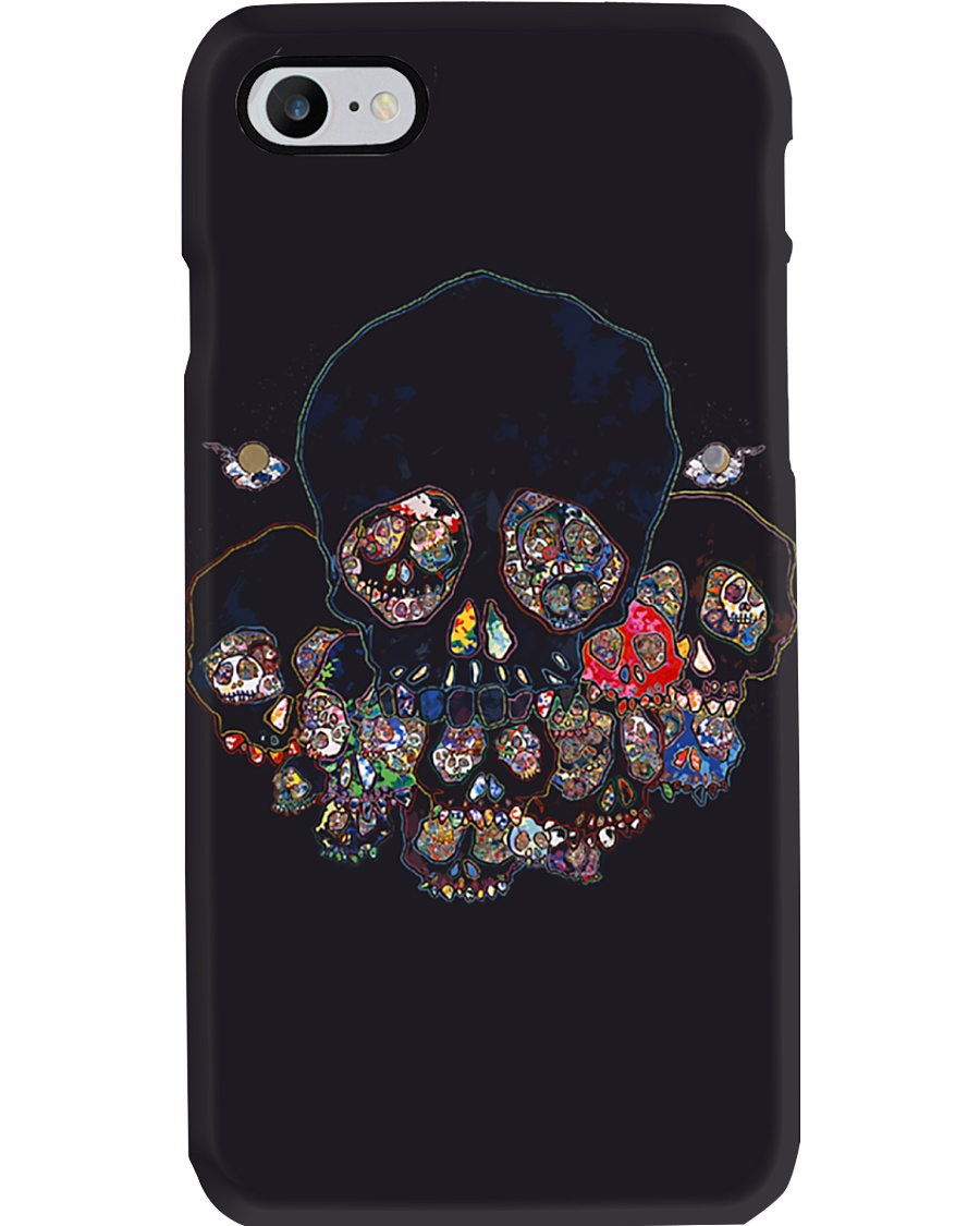 Love Of Skull Phone Case