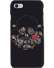 Love Of Skull Phone Case i-phone-7-case