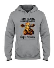 Let Me Check My Hooded Sweatshirt thumbnail