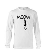 Meow Long Sleeve Tee thumbnail