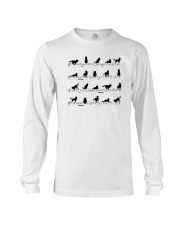 Siberian Huskies Dog Long Sleeve Tee thumbnail