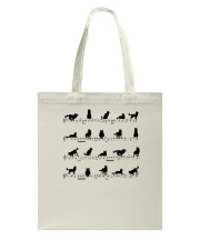 Siberian Huskies Dog Tote Bag tile