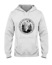 Into The Forest Hooded Sweatshirt front