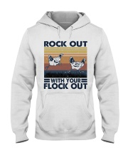 Rock Out With Your Flock Out Hooded Sweatshirt thumbnail