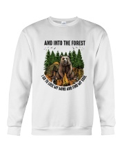 Into The Forest 2 Crewneck Sweatshirt thumbnail