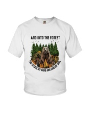 Into The Forest 2 Youth T-Shirt thumbnail