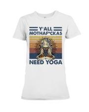 Need Yoga Premium Fit Ladies Tee thumbnail