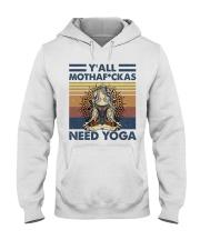 Need Yoga Hooded Sweatshirt thumbnail