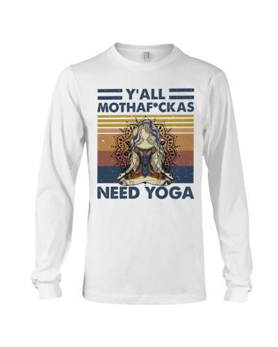 Need Yoga