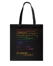 It Feels Like Love Tote Bag thumbnail