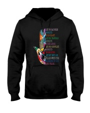 Blessing Of Joy And Peace Hooded Sweatshirt front