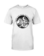 Faith Can Move Mountains Classic T-Shirt thumbnail