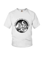 Faith Can Move Mountains Youth T-Shirt thumbnail
